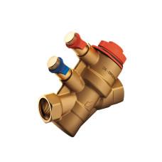 Балансировочный клапан Broen Ballorex Dynamic 4560000S-000001 ДУ 25 Rp 1, Ру, бар: 25