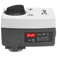 Danfoss AME 10 082G3005 Электропривод редукторный | 24В | Приводное усилие, Н: 300 | Ход штока, мм: 5.5