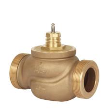 Регулирующий клапан Danfoss VRB 2 065Z0173 ДУ15, бронза, наружная резьба, Kvs=1.6