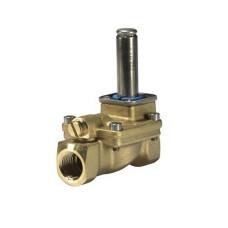 Соленоидный клапан Danfoss EV220B 032U7122 электромагнитный, нормально открытый (no) ДУ20, Kvs=8