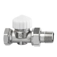Термостатический клапан для радиатора Heimeier Calypso exact 3452-01.000 3/8 прямой ДУ10