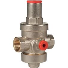 Редуктор давления Giacomini R153PX003 R153P 1/2' поршневой PN25