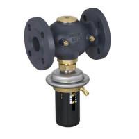 Регулятор перепада давления Danfoss DPR 003H6118 моноблочный, Ду25, Ру25 Kvs=8, чугун, ст. арт. 003H6377