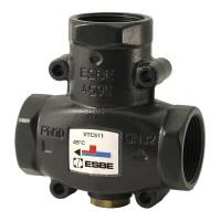 Термостатический смесительный клапан Esbe VTC 511 51020100 ДУ25, Ру 10 BP, чугун, Kvs=9, для котлов
