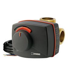 Трехходовой клапан с электроприводом Esbe VRG131+ARA661 13022400 ДУ25, Ру 10 BP, латунь, Kvs=10