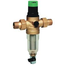 """Фильтр Honeywell FK06-1/2""""AA с прямой промывкой, колба пластик  для воды"""