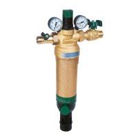 Фильтр Honeywell HS10S-1/2AAM сетчатый, промывной 1/2, бронзовая колба