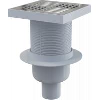 Душевой трап Alcaplast APV4411 вертикальный, душевой, 150х150мм