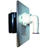 Подсоединение для стиральной или посудомоечной машины HL 440 DN40/50