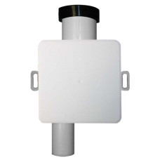 Сифон для кондиционера HL, встроенный, вертикальный HL138