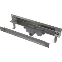 Alcaplast APZ5-TWIN-750 Душевой лоток для установки в стену, накладная панель 750мм, под плитку