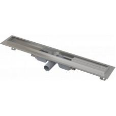 Душевой лоток Alcaplast APZ106-850 для решетки 850мм, низкий, стальной
