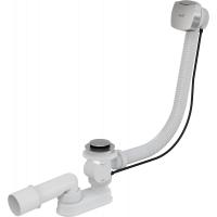 Слив-перелив для ванны Alcaplast A51CR, автомат, хром