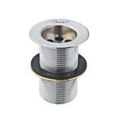 Донный клапан JAQUAR Allied ALD-CHR-705 для раковин без перелива