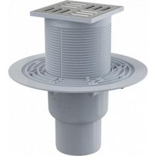 Сливной трап для душа Alcaplast APV2321 вертикальный в корзину, цена