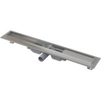 Душевой лоток Alcaplast APZ106-1050 для решетки 1050мм, низкий, стальной