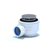 Сифон для поддона АНИ пласт E410C, слив 50 мм