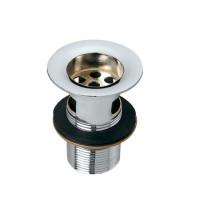 Донный клапан JAQUAR Allied ALD-CHR-705 для раковин с переливом