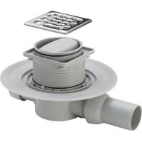 Viega Advatix 583217 Душевой трап для ванной комнаты, сухой затвор, для ванной и душевой, 100x100