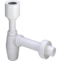 Сифон для писсуара, Viega 112 271, пластиковый, наружный