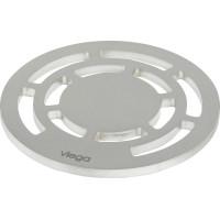 Viega Решетка Advantix Visign RS13 586 447 круглая, сталь, дизайнерская
