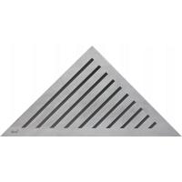 Alcaplast Grace/ARZ1 Стальная решетка для использования с угловым душевым трапом, из нерж. стали AISI 304