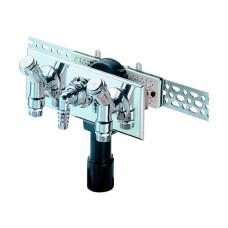 Сифон для стиральной и посудомоечной машины HL 406.2 DN40/50