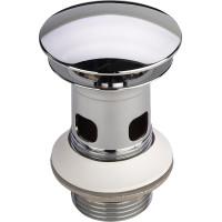 Viega Visign V1 492 595Слив для раковины, незапираемый, хром