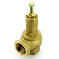 Предохранительный клапан Uni-Fitt BB 244G1677 2 0-16бар регулируемый, для систем водоснабжения
