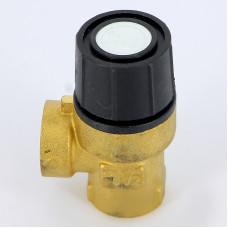 Предохранительный клапан Emmeti 00205025 1/2 2,5бар для систем отопления