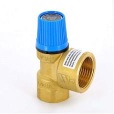 Клапан предохранительный Watts 10004769 1 1/4 x 1 1/2 8бар для систем водоснабжения