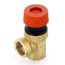 Предохранительный клапан Uni-Fitt BB 240G2522 1/2 2,5бар для систем водоснабжения