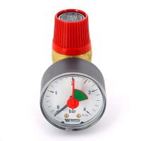Клапан предохранительный Watts 10004647 1/2 х 3/4 2,5бар для систем водоснабжения