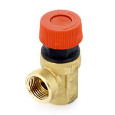 Предохранительный клапан Uni-Fitt BB 240G3022 1/2 3бар для систем водоснабжения