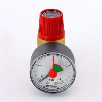 Клапан предохранительный Watts 10004648 1/2 х 3/4 3бар для систем водоснабжения