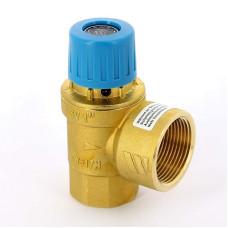 Клапан предохранительный Watts 10004752 1 x 1 1/4 10бар для систем водоснабжения