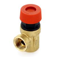 Предохранительный клапан Uni-Fitt BB 240G6022 1/2 6бар для систем водоснабжения