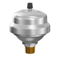 Амортизатор гидравлических ударов Flexofit Super 24980 1/2, хром