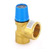 Клапан предохранительный Watts 10004727 3/4 х 1 10бар для систем водоснабжения