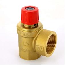 Клапан предохранительный Watts 10004775 1 1/4 x 1 1/2 3бар для систем отопления