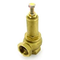 Предохранительный клапан Uni-Fitt BB 244G1666 1 1/2 0-16бар регулируемый, для систем водоснабжения