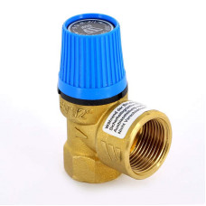 Клапан предохранительный Watts 10004703 1/2 3/4 6бар для систем водоснабжения