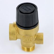 Предохранительный клапан Emmeti 00206082 1/2 6бар для систем отопления