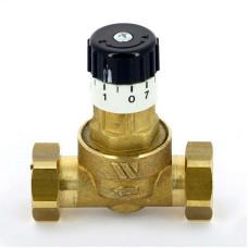 """Перепускной клапан WATTS USV 16L 10005172 BВ прямой с разъемным соединением 3/4"""""""