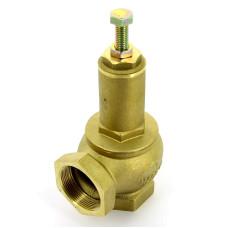 Предохранительный клапан Uni-Fitt BB 244G1622 1/2 0-16бар регулируемый, для систем водоснабжения