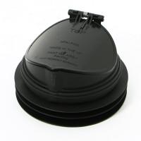 """Обратный клапан McAlpine MRWC-ARB1 для фановой трубы, """"антикрыса"""""""