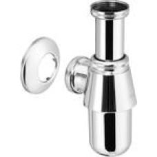 Сифон для раковины Viega 106164, бутылочный, без отвода