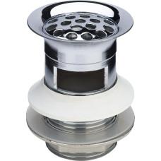 Донный клапан Viega 101299, с сеткой