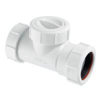 McAlpine Z2850-NRV Обратный клапан для установки на трубу 50мм, горизонтальный
