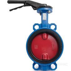 Tecofi VPI4448-02EP0250 ДУ 250 Дисковый затвор чугунный, диск ковкий чугун Ру, бар: 16